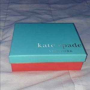 Kate Spade Cardholder Box